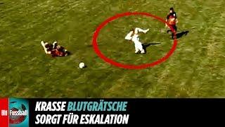 Fiese Grätsche sorgt für Eskalation | Best of Tore, Tritte, Trallala