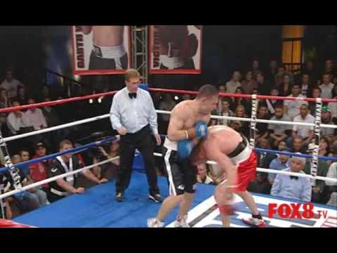 The Contender AU Full fight Oganov vs Wood r.3