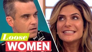 Ayda Hated The Song Robbie Williams Wrote For Her! | Loose Women