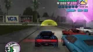 Gta Vice City: Sunshine Autos Race #1 - Terminal Velocity (PC)