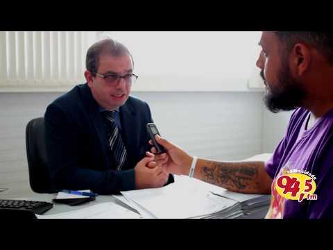 CIDADE EM FOCO   Radar Da Notícia Com O Juíz Eleitoral Dr  Renato Zupo
