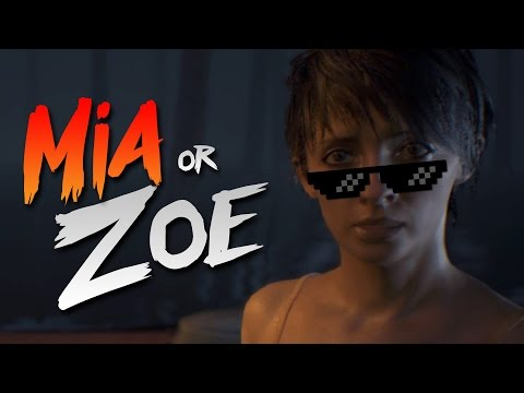 MIA OR ZOE !! - Resident Evil 7 Biohazard #5