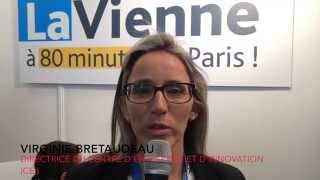 Salon des entrepreneurs 2015 à Paris