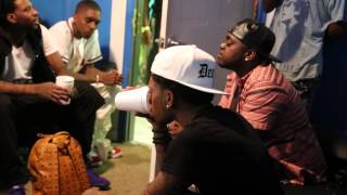 Download 100 Gang approved studio session with PeeWee Longway MPA MP3 song and Music Video