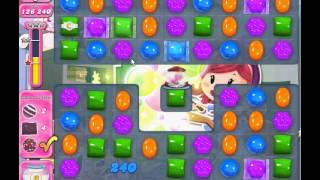 Candy Crush Saga - level 1088 (No boosters)