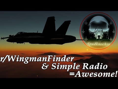 r/Wingmanfinder & Simple Radio = AWESOME! | Coalition Strike on Kerman Airport
