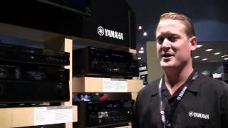 CEDIA 2012: Yamaha Aventage Blu-ray player