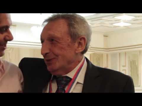 Сергей Харламов - Отзыв юбилей 70 лет (ресторан Ереван, Москва)