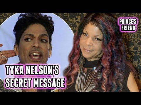 Tyka Nelson's Secret Surprise Message (Reaction)