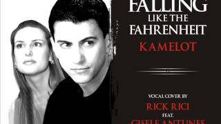 KAMELOT - Falling like the Fahrenheit (vocal cover by Rick Rici)