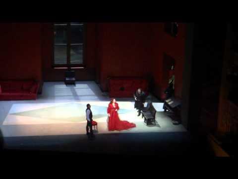 Extrait Tosca - Scala de Milan - 09/05/2012