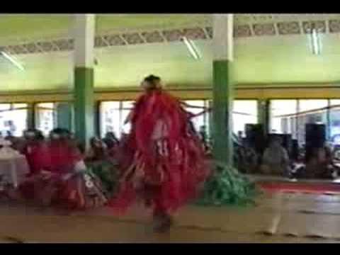 Tuvalu Wedding - Wedding Cake