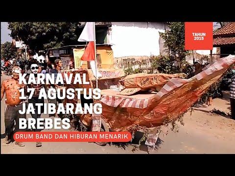 Acara Karnaval 17 Agustus Jatibarang Brebes 2015 Full HD Terbaru