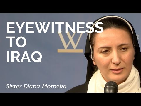 Sister Diana Momeka: Eyewitness to ISIS in Iraq