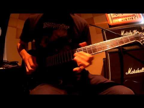 Silverbones - recording in progress