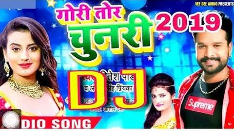 gori tori chunri ba lal lal re dj remix song new year special DJ dholki mix 2019-gori tori chunri