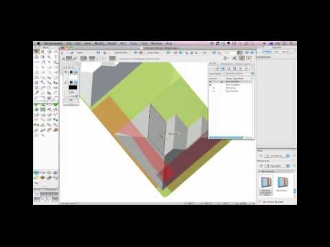 Novedge Webinar #16: Quick Conceptual Modeling with Vectorworks 2011