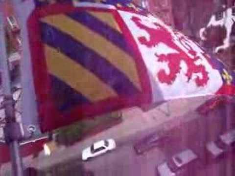 Flag of Burgundy in New York City