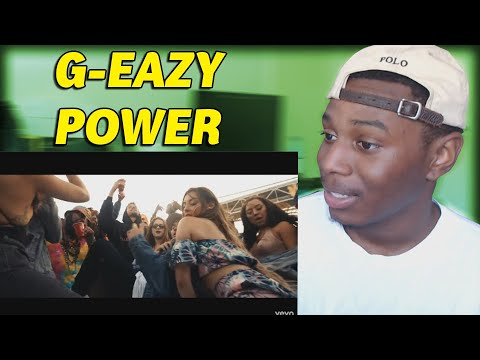 G-Eazy Power ft P-lo & Nef the Pharoah REACTION