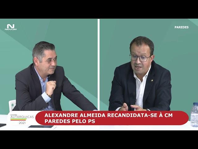 Especial Eleições Autárquicas 2021 com Alexandre Almeida