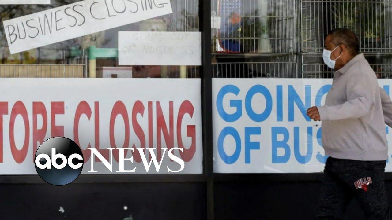 Senate Republicans to unveil economic relief package today - ABC News