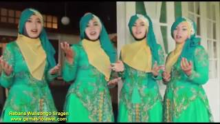Full Sholawat Rebana Walisongo Terbaru - Album AJA NGERSULA | KH Makruf Islamuddin