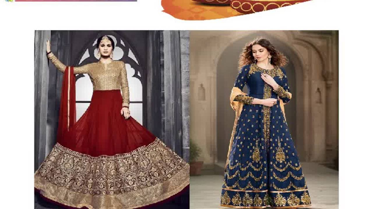 New dress collection for diwali for women - Latest Diwali And Karwa Chauth Festival Women Clothing Collection 2016 2017