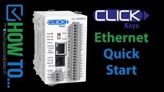 Video CLICK Ethernet PLC - Quick Start download MP3, 3GP, MP4, WEBM, AVI, FLV Juli 2018