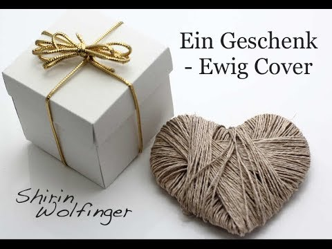 hochzeitslied ein geschenk ewig cover shirin wolfinger youtube. Black Bedroom Furniture Sets. Home Design Ideas