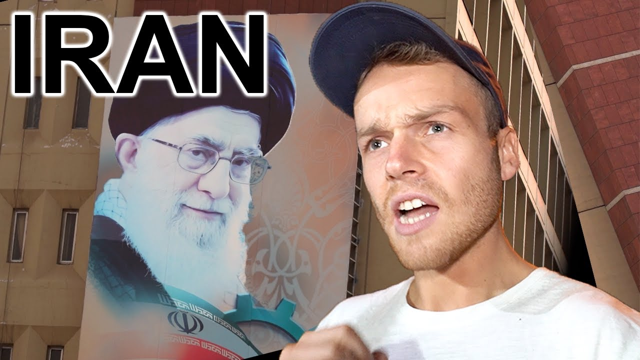 IRAN IS NOT FOR TOURISM - How to Travel Iran
