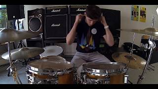 Foster The People | Sit Next to Me DRUM COVER