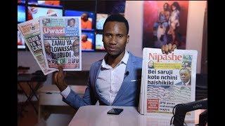 LIVE MAGAZETI: Zamu ya Lowassa kurudi CCM!, CHADEMA yaja na uamuzi mgumu
