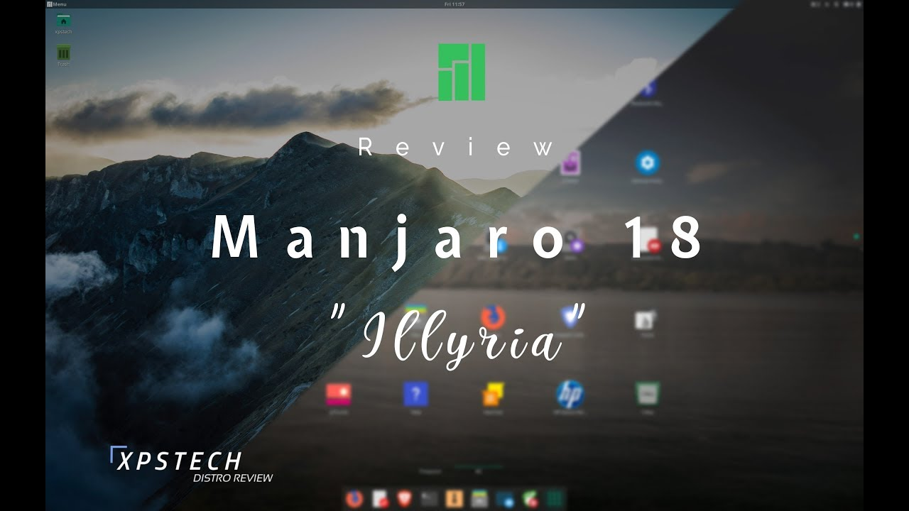 Review: Manjaro 18