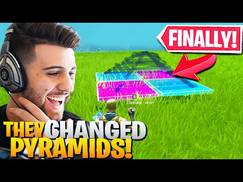 Epic SECRETLY Made A *BIG* Change To Cones Last Patch... (Fortnite Battle Royale)