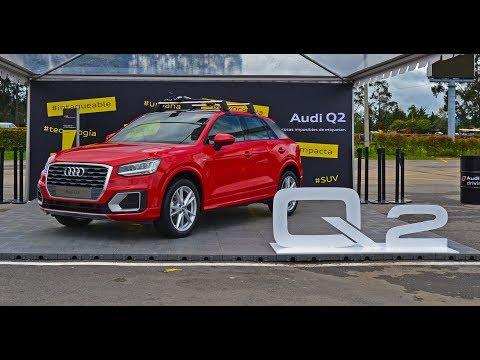 Audi Q2 - Lanzamiento en Colombia