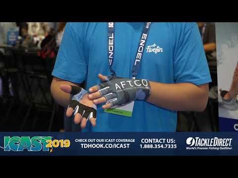 Aftco Solago Sun Glove At ICAST 2019