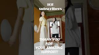 We Hit 10k Subscribers! THANK YOU for Your Support!