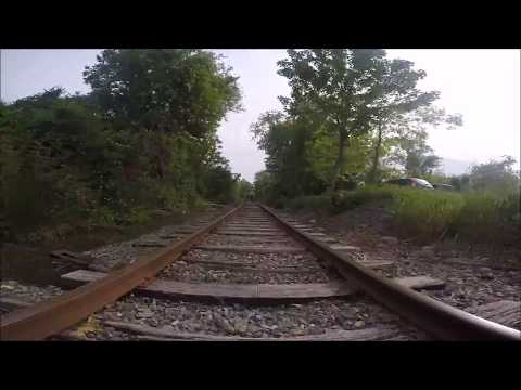 [HD] Rail Explorers Rhode Island: Portsmouth to Kaiser Yard Limits