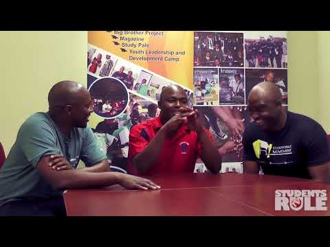 Students Rule Interview of Hudson Park 1st XV rugby coach Lwazi Zangqa (PART 4)