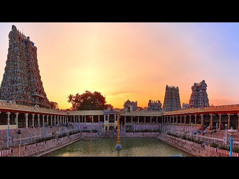 Temples of Tamilnadu - Powerful And Famous Hindu Pilgrimage Sites In Tamil Nadu India -  Must Visit
