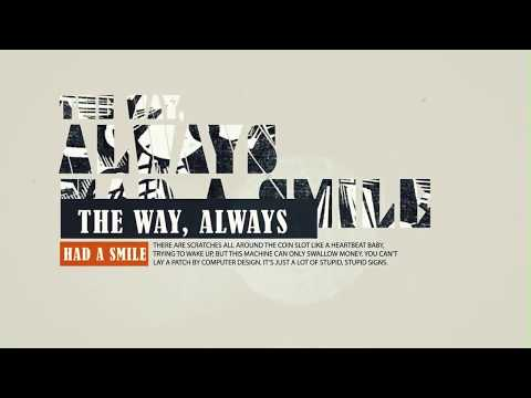 The Sidewinder Sleeps Tonite (Official Lyric Video)