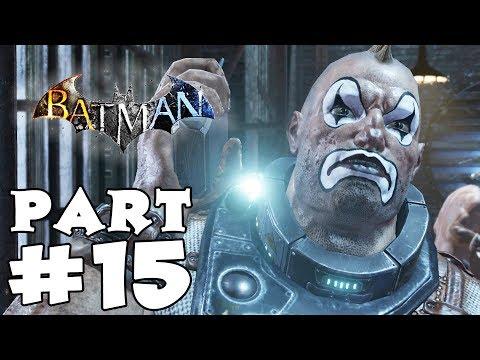 Batman Arkham Asylum Gameplay Walkthrough - Part 15 - Joker Form!