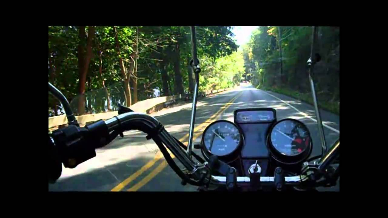 Honda GL100 With VW Single Carb Ride