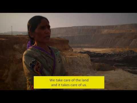 When Land is Lost, Do We Eat Coal: Nirupabai's Story