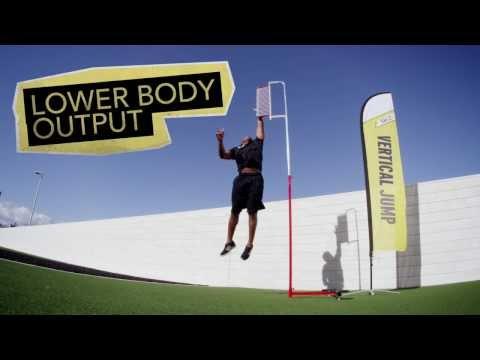 The Vertical Jump Test