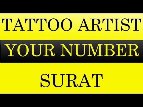 Best Tattoo Artist in Surat