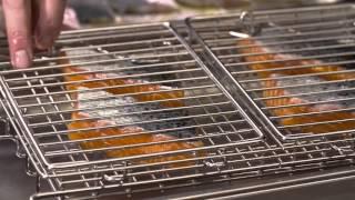 2. Tutoriel FUSIO : Cuisson grill des poissons