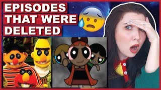 Revealing The Lost Episodes Of Kids TV Shows