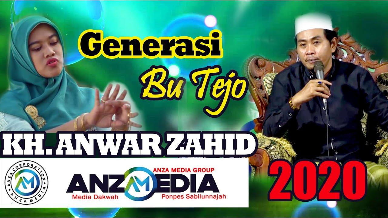 """KH ANWAR ZAHID TERBARU 2020 """" LIVE PENGAJIAN UMUM DI SUWALAN - JENU - TUBAN  """""""