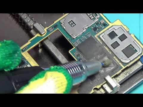 Замена EMMC и восстановление IMEI на Samsung GT-I9192